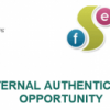 Featured image for: EXTERNAL AUTHENTICATOR OPPORTUNITY